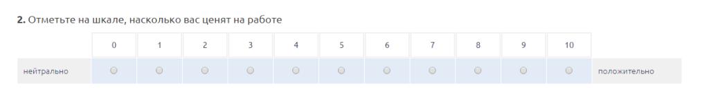 шаблон анкеты для эйчаров